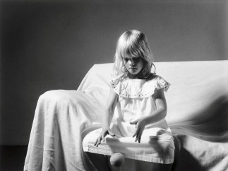 Peter Hujar - Chloe Finch, 1981