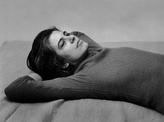 Peter Hujar - Susan Sontag, 1975