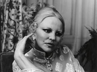 Peter Hujar - Peggy Lee, 1974