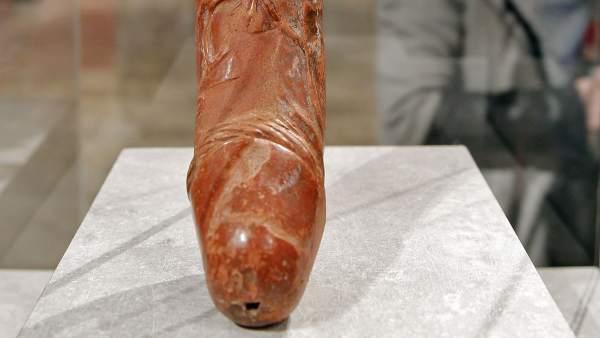 Exposición sobre el sexo en la época romana