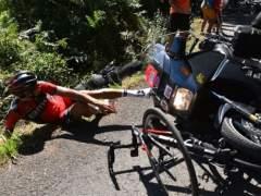 Muere un ciclista en un accidente con un camión en El Vendrell (Tarragona)