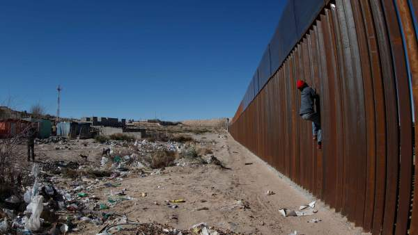 Muro con México