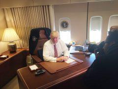 El coste de tres viajes de Trump a Florida supera los 10 millones de dólares