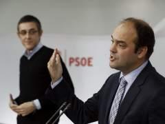 José Carlos Díez y Eduardo Madina no defenderán la ponencia del PSOE