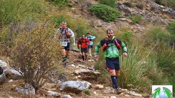 Imagen de archivo de la Ultra Trail Bosques del Sur