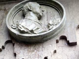Medallón de Franco