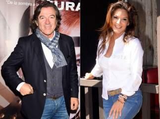 Pepe Navarro e Ivonne Reyes