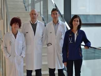 Investigadores del Hospital La Fe