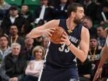 Marc Gasol Memphis Grizzlies NBA