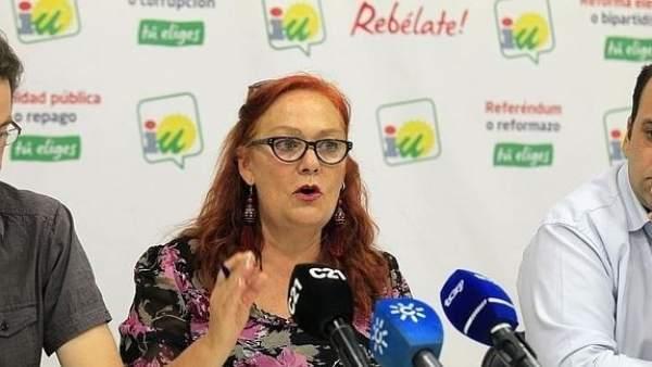 María Asunción Pérez Cotarelo, de IU
