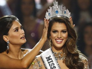 Coronación de Miss Universo