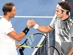 """Djokovic alaba a Federer y Nadal y dice que su final en Australia es """"importante para el tenis"""""""