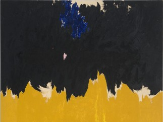 Clyfford Still - PH-950, 1950