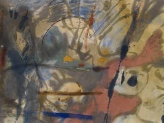 Helen Frankenthaler - Europa, 1957