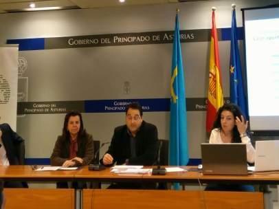 Rueda de prensa de resultados de la IGP Ternera Asturiana 2016