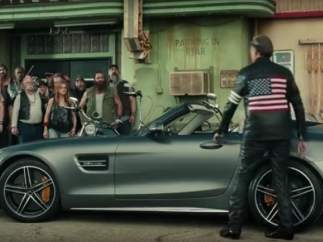 Anuncio de Mercedes-Benz