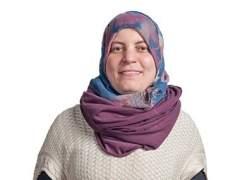 La concejal de Badalona, Fátima Taleb.