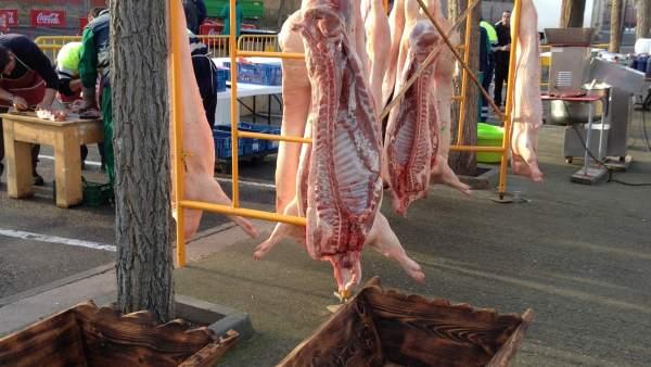 Matanza del cerdo