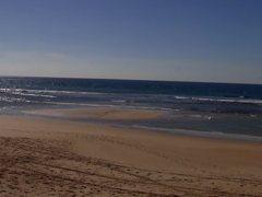Playa de Barbate, en Cádiz