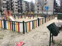 Piden firmas para que la Policía vigile los parques infantiles tras un intento de rapto