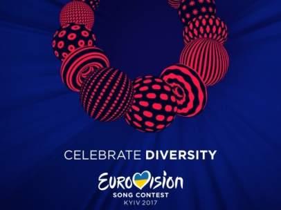 Logotivo y eslogan de Eurovisión 2017