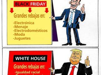 Black Friday vs. White House