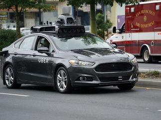 Uber está probado su coche autónomo en Pittsburgh y Arizona
