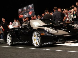 Porsche Carrera GT de 2005