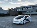 Toyota, el coche autónomo como objetivo a partir de 2020
