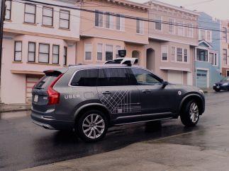 Volvo está probando su coche autónomo en el marco del programa Drive Me
