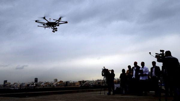 Drones contra la pesca furtiva