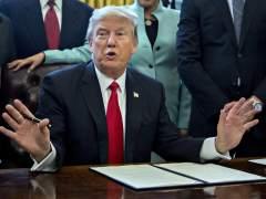 Donald Trump dice que ve posible un conflicto muy grave con Corea del Norte