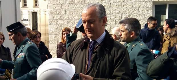 Arsenio Fernández de Mesa en Ferrol