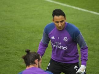 Keylor Navas (Real Madrid)