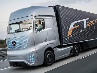 Daimer tendrá camiones autónomos para 2020