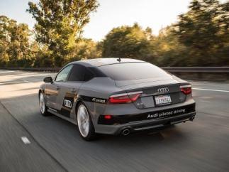 Audi y su alianza con Nvidia para el coche autónomo