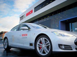 Bosch: tecnología, sí; coche autónomo, no