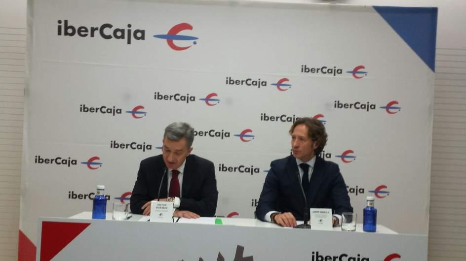 Ibercaja invertir en catalu a 12 millones y prev un - Oficinas ibercaja barcelona ...