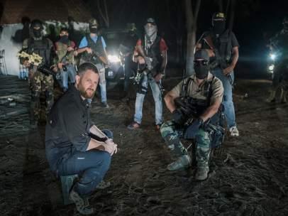 David Beriain estrena temporada de 'Clandestino' en Sinaloa