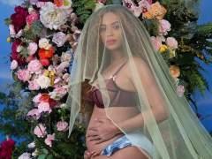 Dan el alta a los mellizos de Beyoncé, que se refugiará en Malibú
