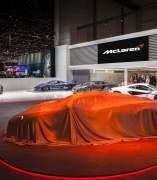 Presentación del McLaren 570