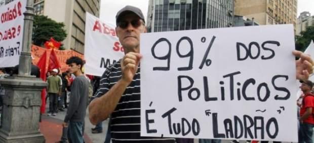 Corrupción en Brasil