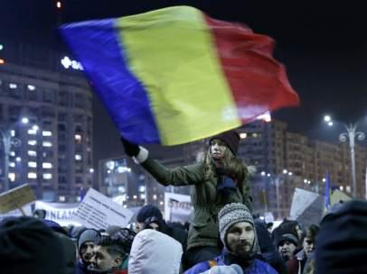 Rumanía pide la dimisión de su Gobierno