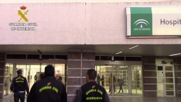 Operación 'Venel' por fraude masivo al SAS con prótesis ortopédicas