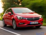 7. Opel Astra