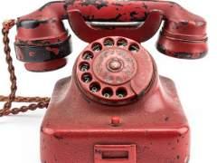 El teléfono personal de Hitler, vendido por 243.000 dólares