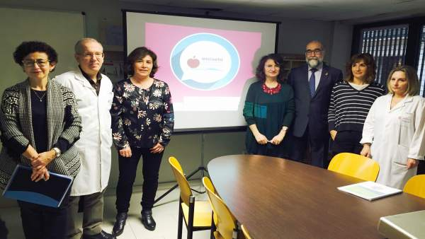 Presentación de la Escuela de Pacientes en Tudela