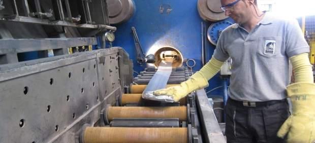 Trabajador de la industria