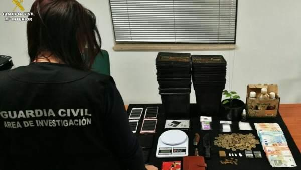 Nota De Prensa Y Fotografía Guardia Civil