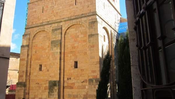 Iglesia de San Julián en Salamanca
